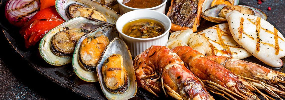 Cuisine Méditerranéenne à base de poissons